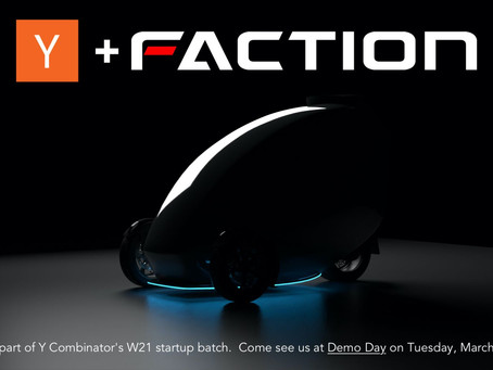 Y Combinator + Faction Winter '21