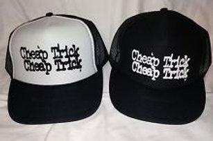 Cheap Trick -  trucker CAP