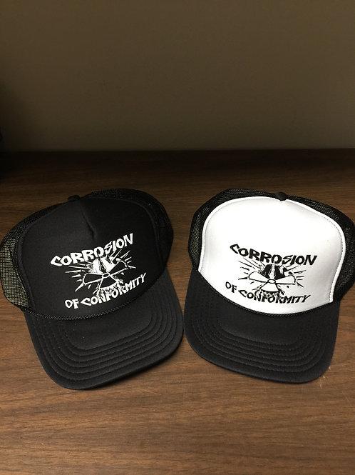 Corrosion Of Conformity Trucker Cap