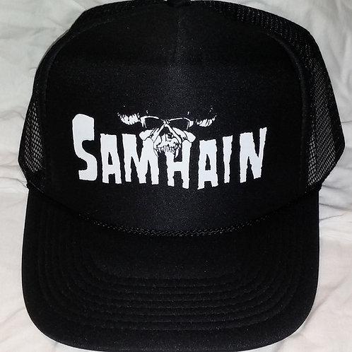 SAMHAIN -  trucker CAP