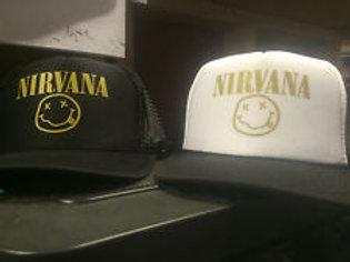 Nirvana-  trucker CAP