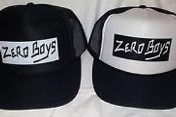 Zero Boys  -  trucker CAP