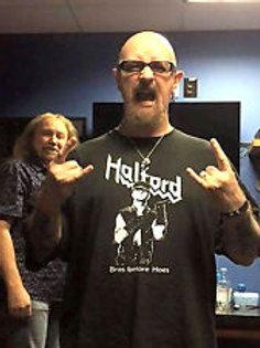 Halford/Bros before Hoes  - short sleeve shirt