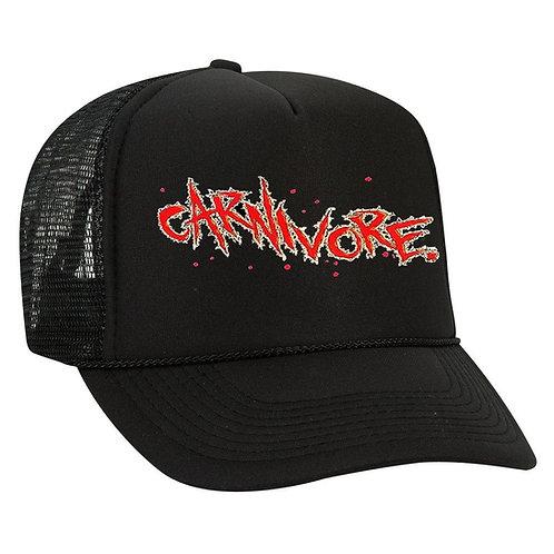 Carnivore Trucker Cap