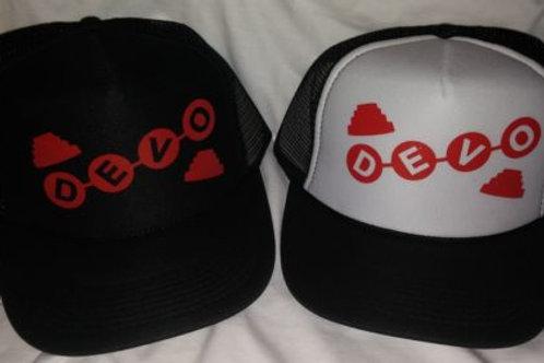 DEVO -  trucker CAP