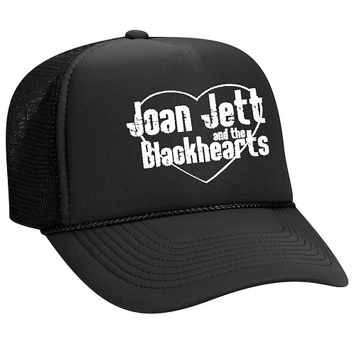 Joan Jett and the Black Hearts Trucker Cap