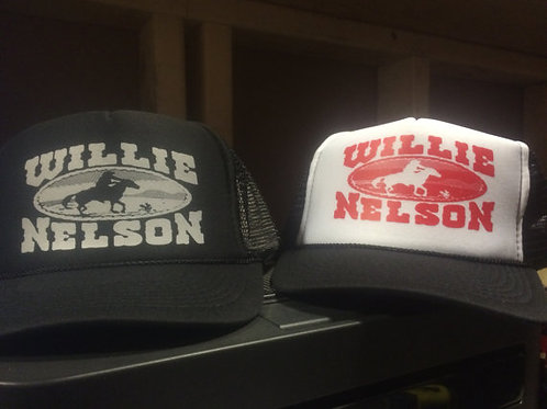 Willie Nelson -  trucker CAP