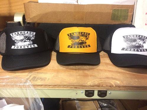 Panheads Forever  -  trucker CAP