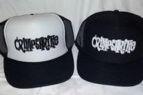 Crimpshrine-  trucker CAP