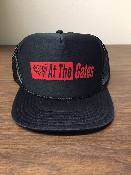 At The Gates Trucker Cap