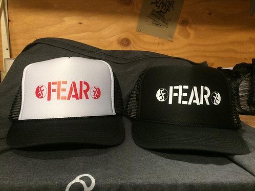 FEAR  -  trucker CAP