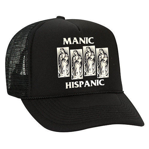 Manic Hispanic Trucker Cap