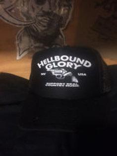 Hellbound Glory-  trucker CAP