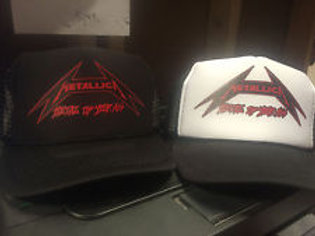 Metallica -  trucker CAP