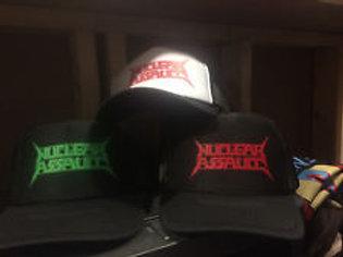 Nuclear Assault -  trucker CAP