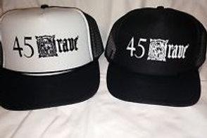 45 Rave-  trucker CAP