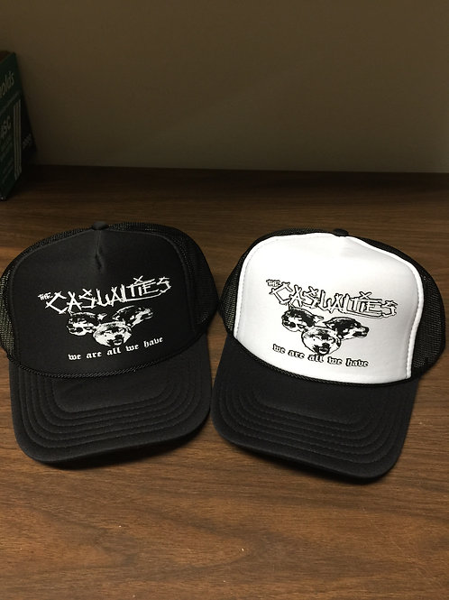 The Casualties Trucker Cap