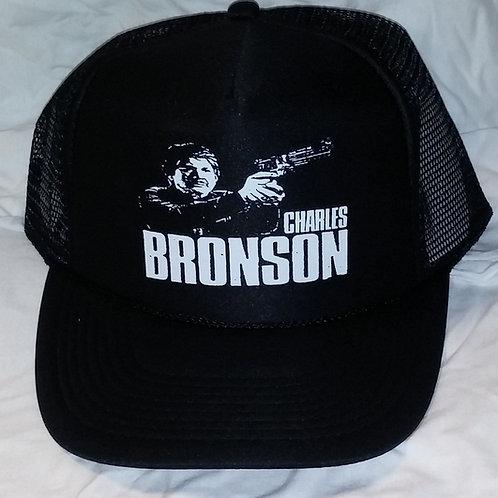Charles Bronson  -  trucker CAP