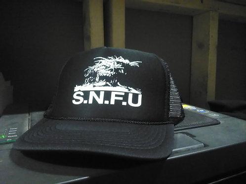 S.N.F.U.  -  trucker CAP
