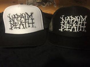 Napalm Death -  trucker CAP