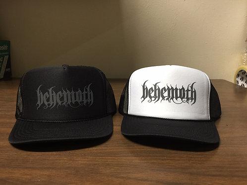 Behemoth Trucker Cap