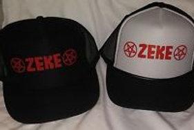 Zeke -  trucker CAP
