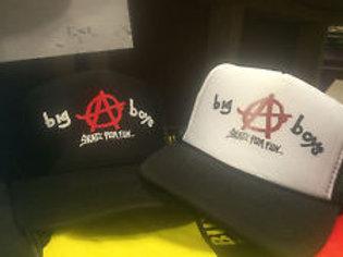 Big Boys   -  trucker CAP