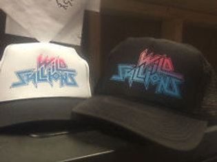 Wild Stallions -  trucker CAP