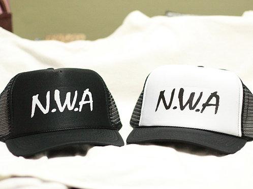 N.W.A. -  trucker CAP