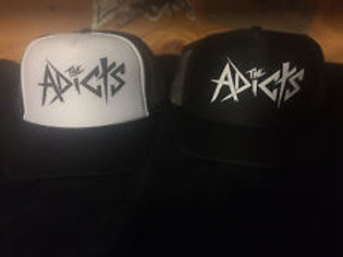 The Adicts -  trucker CAP