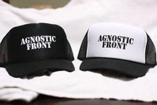 Agnostic Front -  trucker CAP