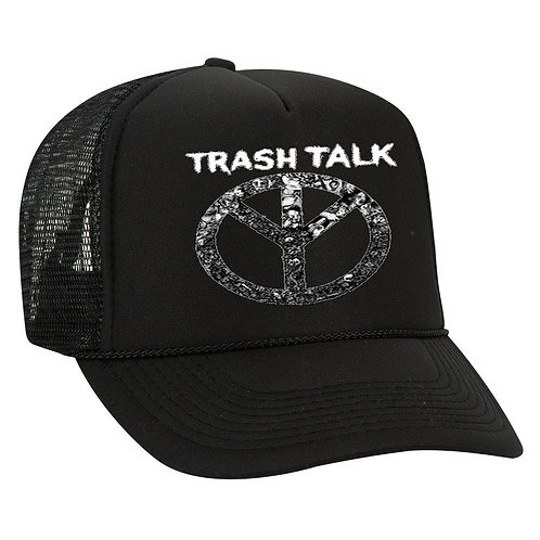 Trash Talk Trucker Cap