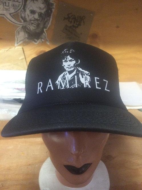 Richard Ramirez  -  trucker CAP