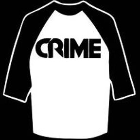 CRIME Baseball Shirt
