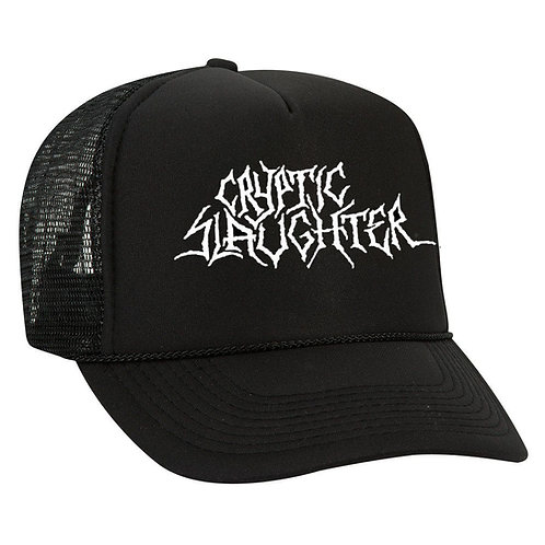 Cryptic Slaughter Trucker Cap