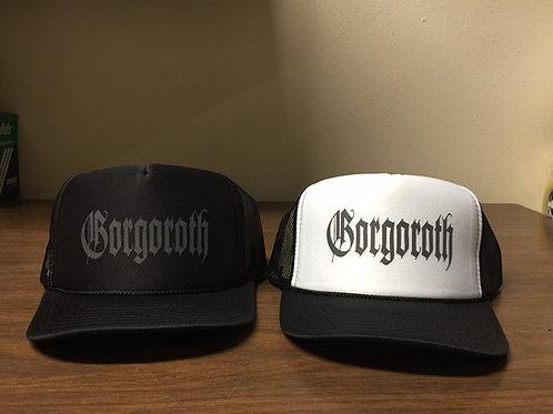 Gorgoroth Trucker Cap