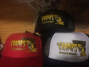 The Cramps  -  trucker CAP