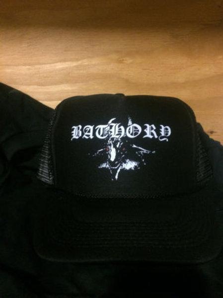 Bathory -  trucker CAP