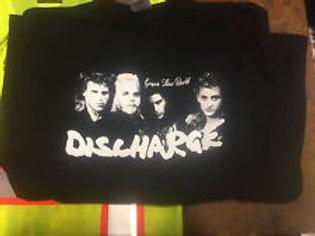Discharge - short sleeve shirt