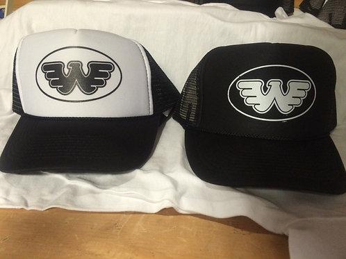Waylon Jenings-  trucker CAP