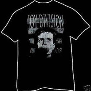 Joy Division - short sleeve shirt
