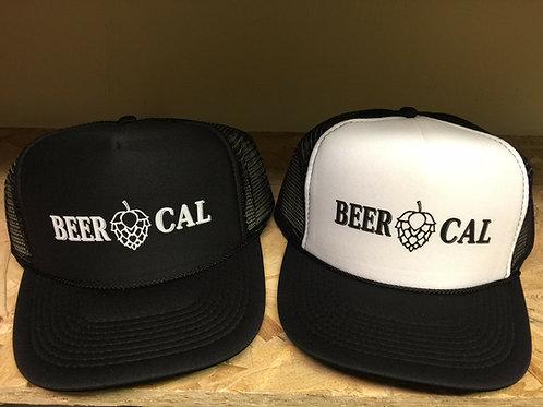 Beer-Cal Trucker Cap