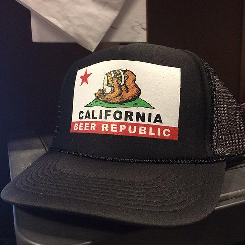 California Beer Republic  -  trucker CAP