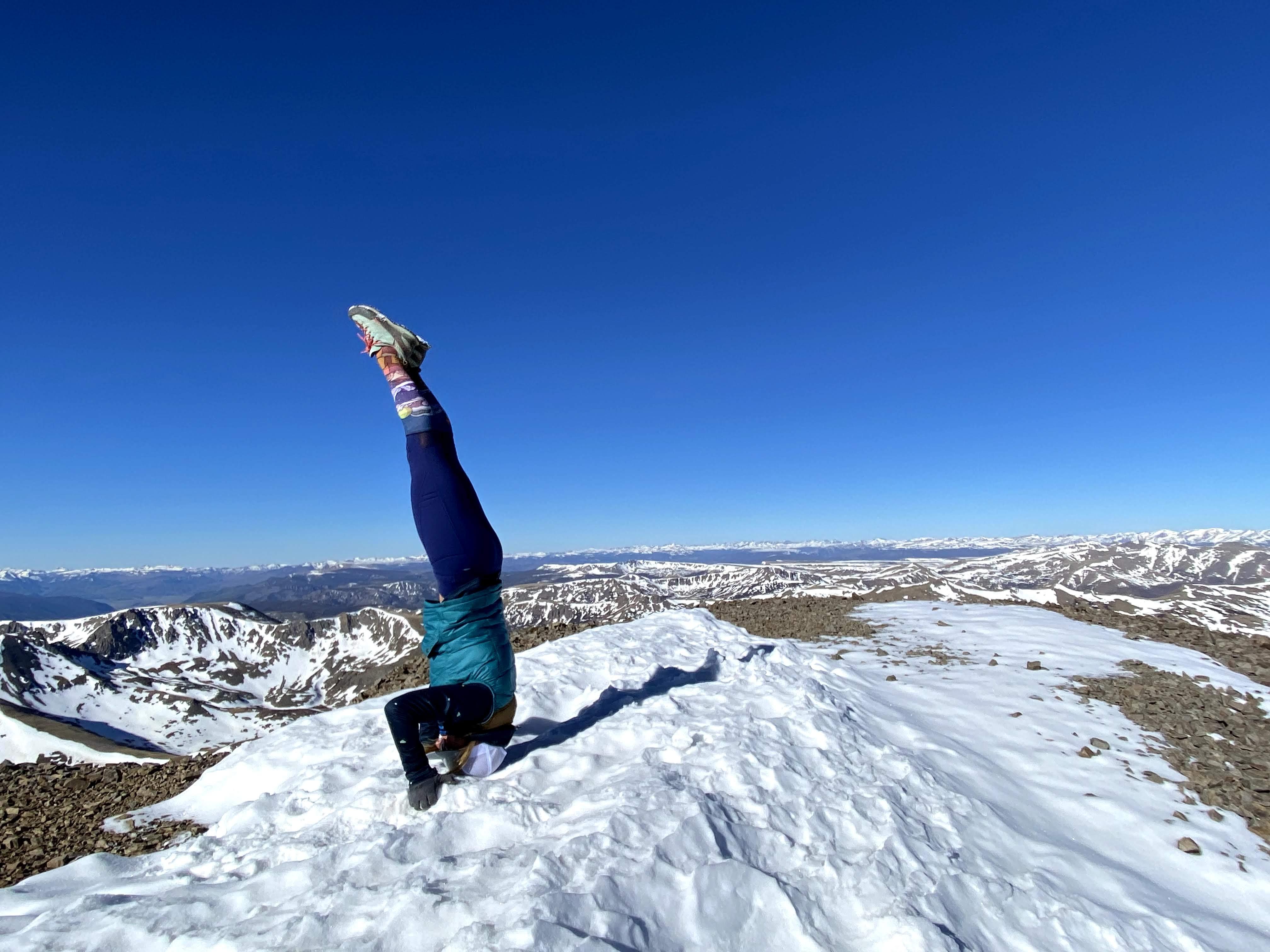 San Luis Peak Summit
