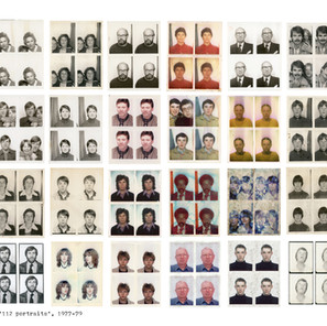 1977-79 One Hundred and Twelve Portraits