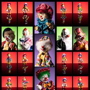 Twenty-Four Clowns