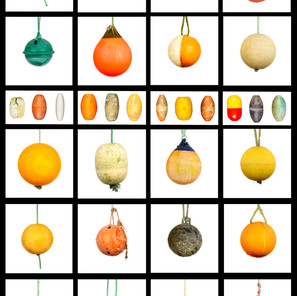 Thirty-Two Buoys