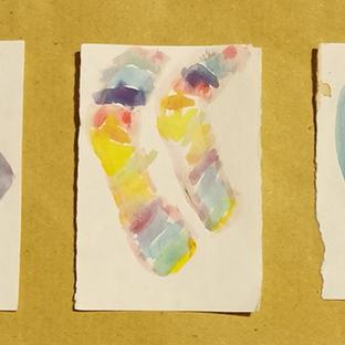 Rose Grounds - Socks I, II, III