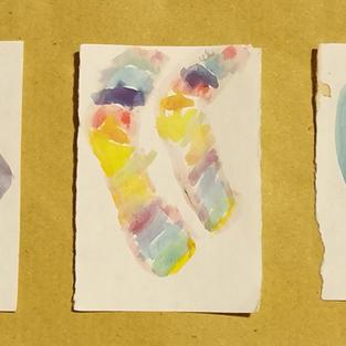 Socks I, II, III