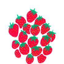 Rose Loves Strawberries